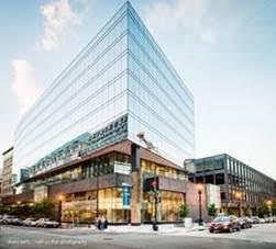 Non-profit Office Space at Metro Center