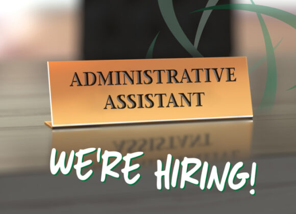 Job Opportunity at First Church: Administrative Assistant